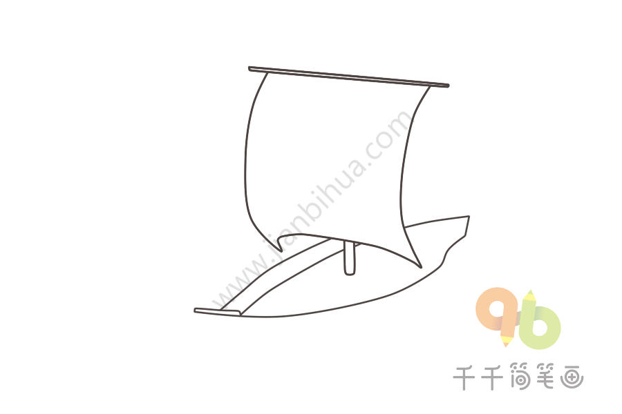 中世纪天窗简帆船步骤图海马s5能改笔画吗图片