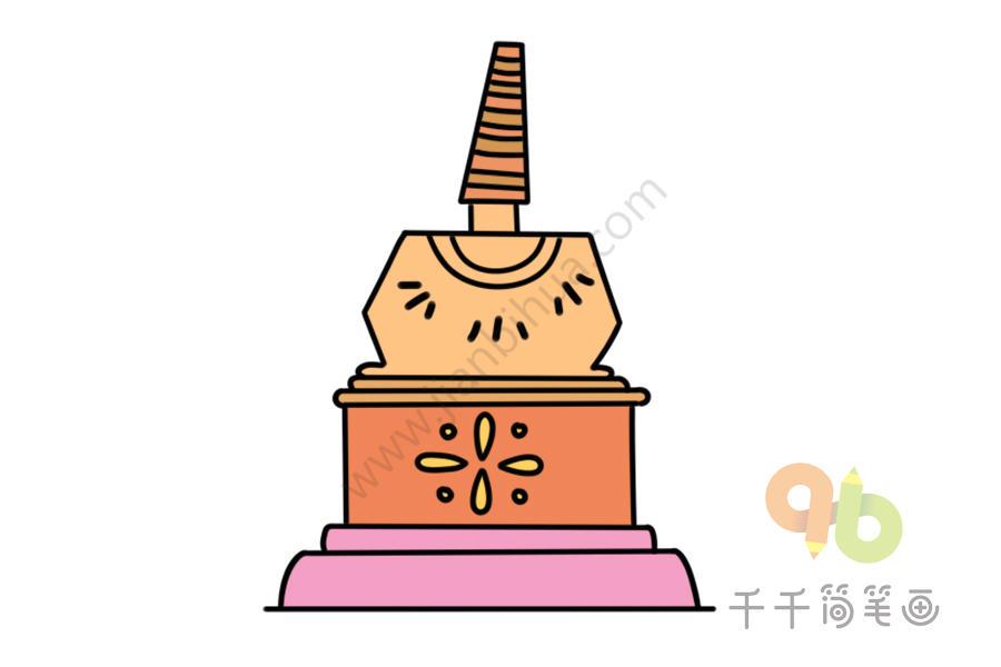 气韵生动的寺庙简笔画   神圣的寺庙简笔画图片   神圣的寺庙简笔画图片   漂亮的寺庙简笔画   漂亮的寺庙简笔画   气韵生动的寺庙简笔画