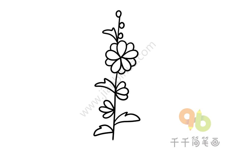 简单的小黄花简笔画   好看的花朵简笔画,小黄花简笔画,花朵简笔画简单又好看,各种花的简单画法   简单又漂亮的小黄花简笔画,没有画画基础也可以画,送给喜欢画画的你,赶紧带走吧!