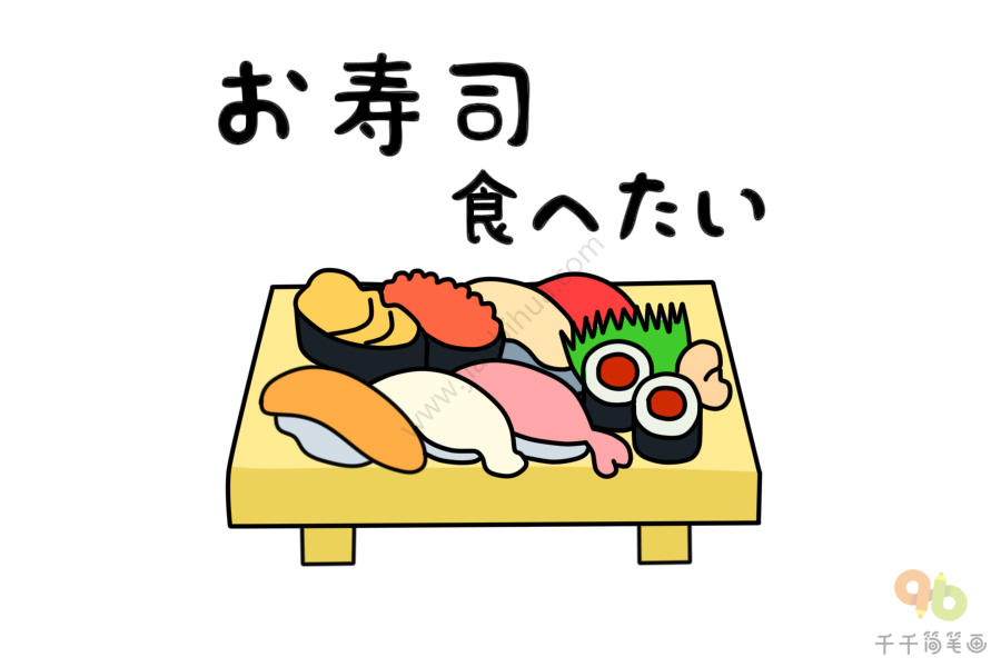 简笔画牛肉咖喱饭_美食简笔画图片 帮小画家们收藏起来吧_手帐排版简笔画
