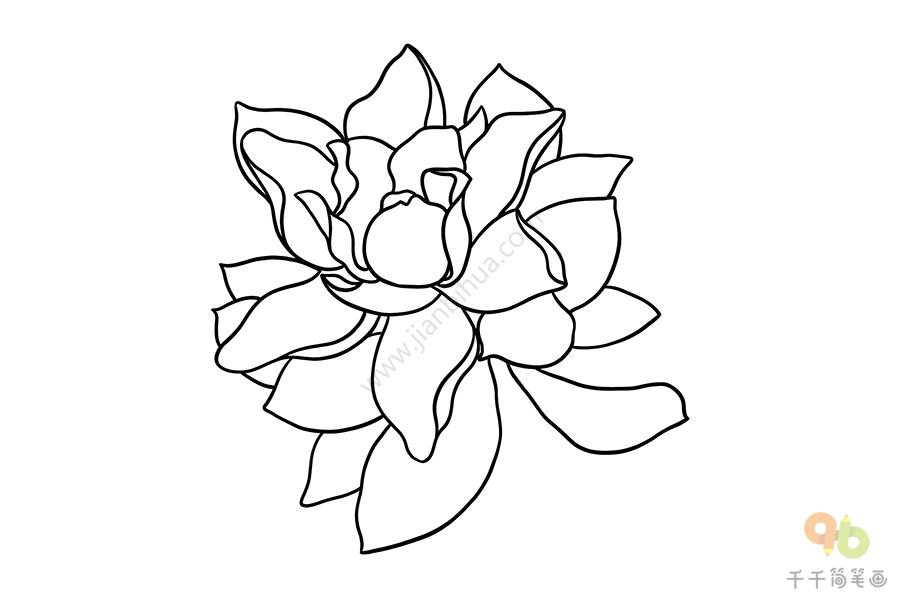 栀子花简笔画步骤图   清新栀子花简笔画步骤图,花朵简笔画简单又好看,花朵简笔画图片大全,好看的花朵简笔画,栀子花简笔画图片大全   创意师:   栀子花简笔画画法   栀子花简笔画图片   栀子花简笔画