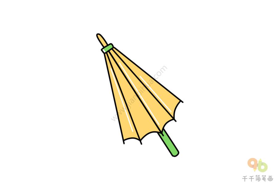 一组雨伞简笔画送给大家,一起画起来吧~   小雨伞简笔画   雨伞简笔画图片